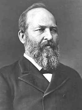 James Garfield 1831 1881