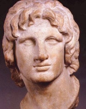 What really happened when Alexander the Great came to