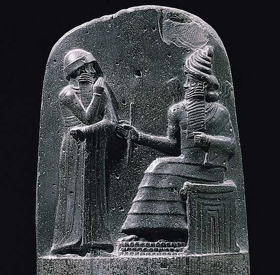 king hamurabbi During his time as king, hammurabi developed a complex set of 282 laws that set out standards and rules for many different aspects of society, including family law, commercial transactions, fines, and punishments near the end of his reign, hammurabi's code was carved in cuneiform script into a four-ton, seven-foot-tall.