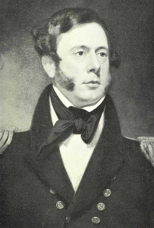 Matthew C. Perry (1794-1858)